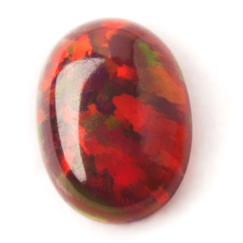 Red stone.